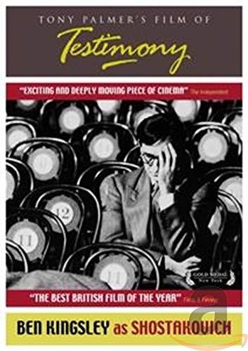 Tony Palmer's Film of Shostakovich: Testimony