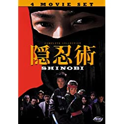 Shinobi: Complete Collection