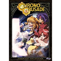 Chrono Crusade: Complete Collection