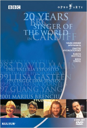 20 Years of BBC Singer of the World in Cardiff