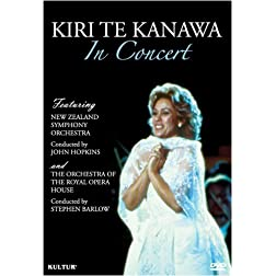 Kiri Te Kanawa In Concert