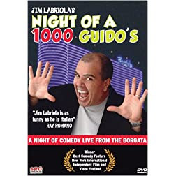 Jim Labriola's Night Of A 1,000 Guido's Comedy Special