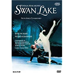 Swan Lake / Natalia Makarova, Danish Radio Symphony Orchestra
