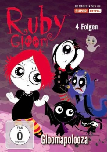 Vol. 2-Ruby Gloom