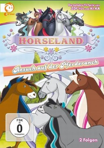 Vol. 6-Horseland