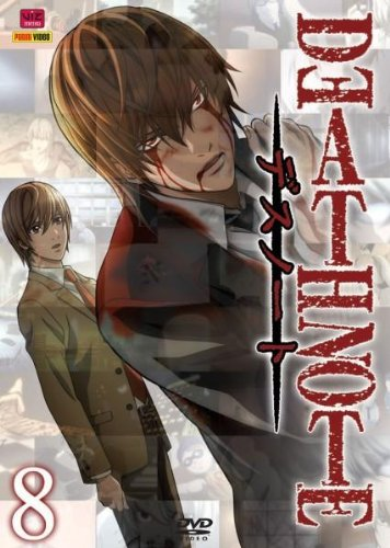 Vol. 8-Death Note