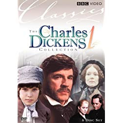 The Charles Dickens Collection, Vol. 1 (Oliver Twist / Martin Chuzzlewit / Bleak House / Hard Times / Great Expectations / Our Mutual Friend) (Slim Case)