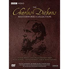 The Charles Dickens Masterworks Collection (Oliver Twist / The Old Curiosity Shop / Bleak House / Little Dorrit / Great Expectations)