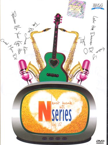 N Series Nasir Husain Hits Vol 2 (DVD)