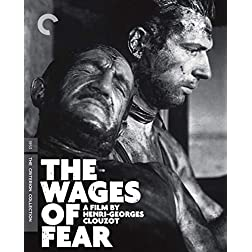 Wages of Fear [Blu-ray] - Criterion Collection