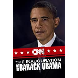 The Inauguration of Barack Obama on CNN