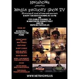 MEDIA FACTORY SHOW TV #27