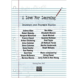 A Love For Learning: Documentary about Progressive Education