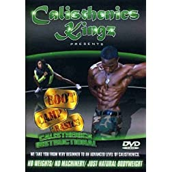 Boot Camp Basics: Calisthenics Instructional