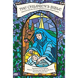 The Children's Bible On DVD