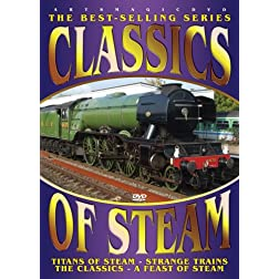 Classics of Steam (4pc)