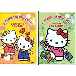 El Paraiso de Hello Kitty: Compartir y Cuidar/Aprende con Carino