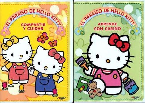 El Paraiso de Hello Kitty: Compartir y Cuidar/Aprende con Carino