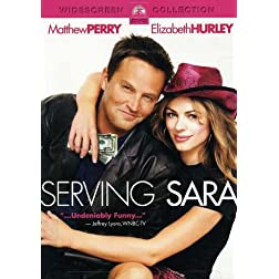 Paramount Valu-serving Sara [dvd]