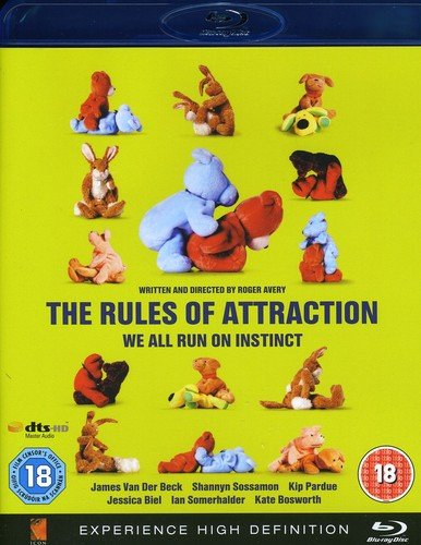 Rules of Attraction (2002) [Blu-ray]