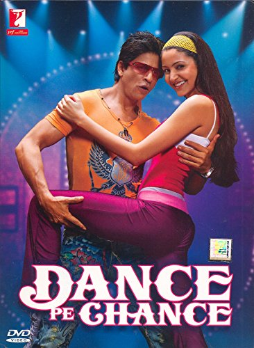 Dance Pe Chance (DVD) (Songs Compilation)