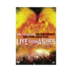 Live from Ashes/10th Anniversary Rise