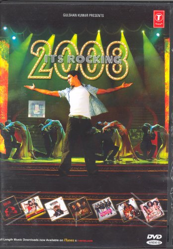 2008 Its Rocking (DVD) (Songs Compilation)