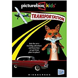 Picturebox Kids; Transportation - How We Get from Place to Place