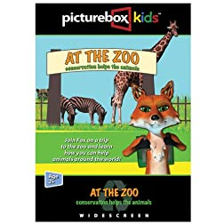 Picturebox Kids; At the Zoo - Conservation Helps the Animals