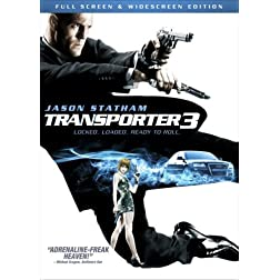 Transporter 3 (Single-Disc Edition)