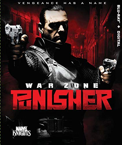 Punisher: War Zone (2-Disc Special Edition) [Blu-ray]