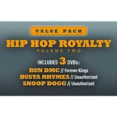 Hip Hop Royalty Volume 2: Run DMC, Busta & Snoop