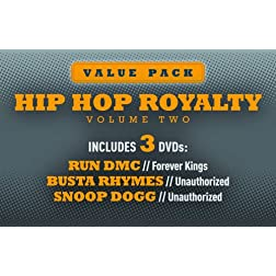 Hip Hop Royalty Volume 2: Run DMC, Busta & Snoop