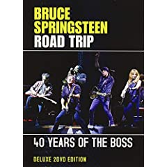 Road Trip: 40 Years of the Boss