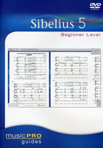 Musicpro Guides: Sibelius 5 - Beginner Level