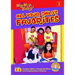 It's Hip Hop Baby!: All Your Child's Favorites