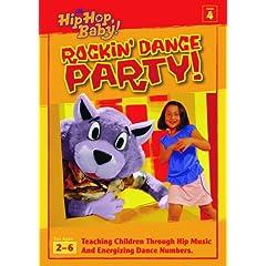 It's Hip Hop Baby!: Rockin' Dance Party!