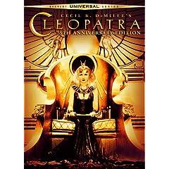Cleopatra 75th Anniversary Edition (Universal Backlot Series) (1934)