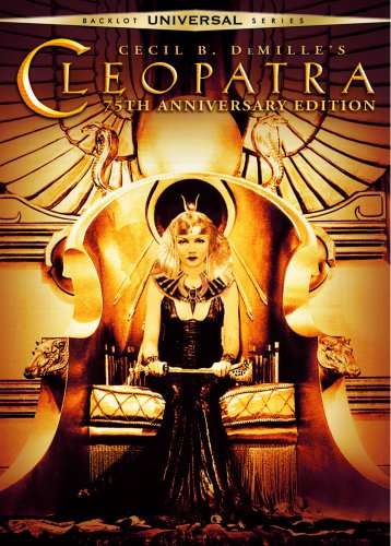 Cleopatra 75th Anniversary Edition (Universal Backlot Series) (1934)