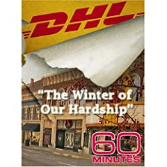 """60 Minutes - """"The Winter of Our Hardship"""" (January 25, 2009)"""