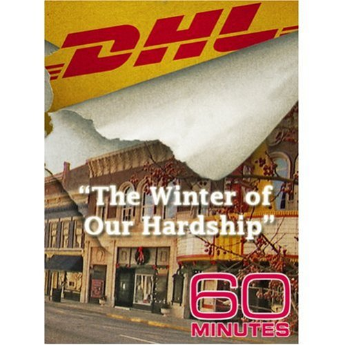 "60 Minutes - ""The Winter of Our Hardship"" (January 25, 2009)"