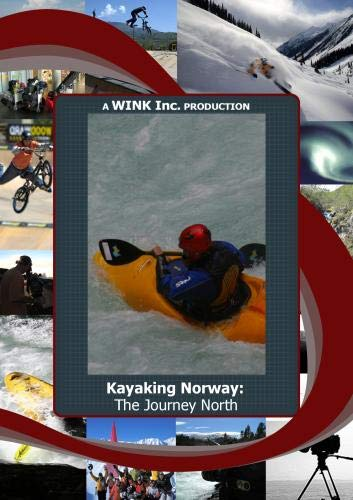 Kayaking Norway:  The Journey North