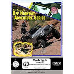 #20 Moab Trails Vol III
