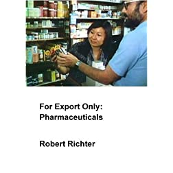 For Export Only: Pharmaceuticals (Home Use)