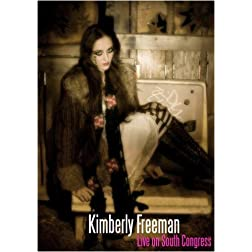Kimberly Freeman: Live on South Congress DVD