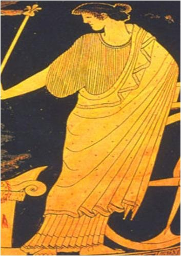 Ancient Greek Goddess DEMETER