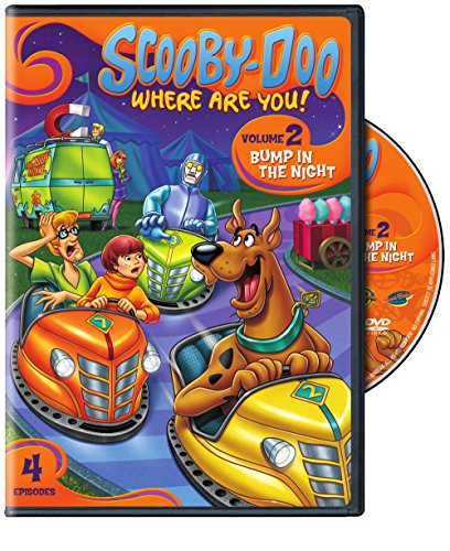 Scooby Doo, Where Are You?: Season One, Vol. 2 - Bump in the Night