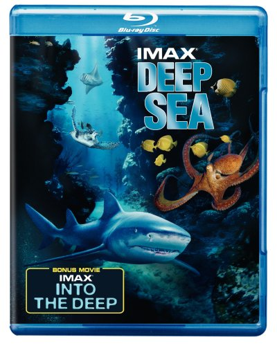 Deep Sea / Into the Deep (IMAX) [Blu-ray]