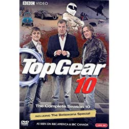 Top Gear: The Complete Season 10 & Clarkson: Heaven & Hell