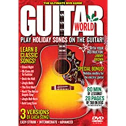 Guitar World: Play Holiday Songs On the Guitar!